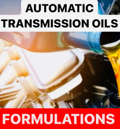 AUTOMATIC TRANSMISSION OILS FORMULATIONS AND PRODUCTION PROCESS