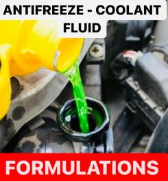 ANTIFREEZE - COOLANT FLUID FORMULATIONS AND PRODUCTION PROCESS