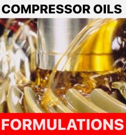 COMPRESSOR OILS FORMULATIONS AND PRODUCTION PROCESS